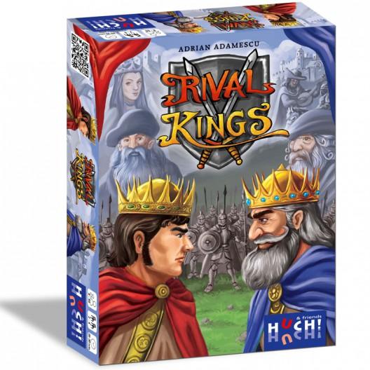 Rival Kings - Competitivo juego de cartas para 2-4 jugadores