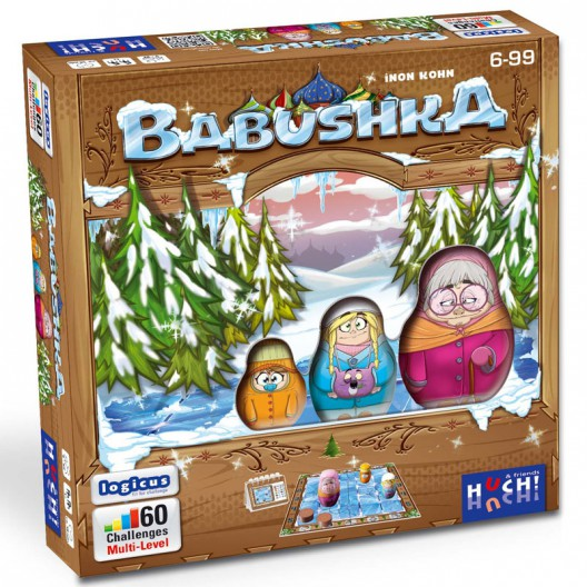 Babushka - Juego de lógica multinivel
