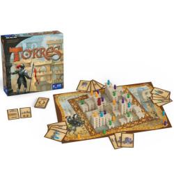 Torres - Juego de estratégia para 2-4 jugadores