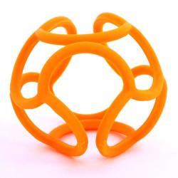 Bolli - bola táctil y sensorial color naranja