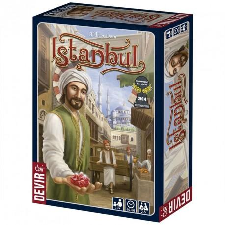 Istanbul - juego de mesa de estratégia para 2-5 jugadores