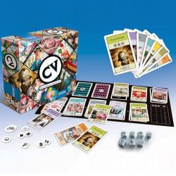 CV: La Carrera de la Vida - juego de objetivos para 2-4 jugadores