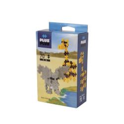 Plus-Plus Mini Basic Safari 70 piezas - juguete de construcción