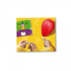 Masilla adhesiva removible para fijar objetos