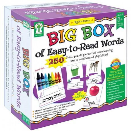 Big Box - La Gran Caja de palabras en inglés