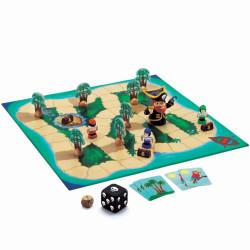 Big Pirate - juego de estrategia para 2-4 jugadores