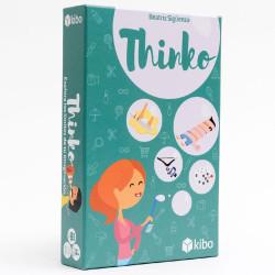 Thinko - Original juego de creatividad para 2-6 jugadores