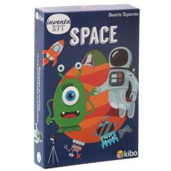 Inventa KIT Space - Original juego de creatividad