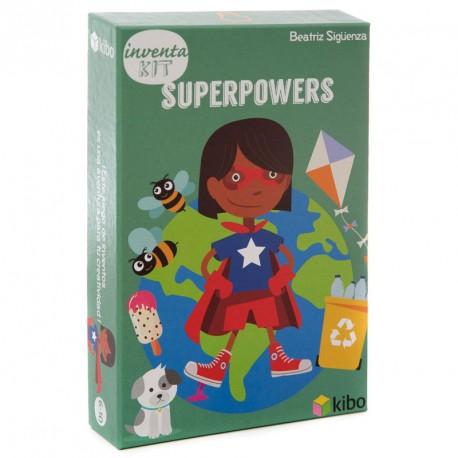 Inventa KIT Superpower - Original juego de creatividad