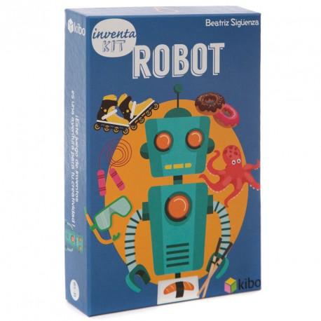Inventa KIT Robot - Original juego de creatividad