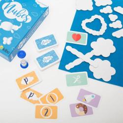 Nubes - Original juego de creatividad