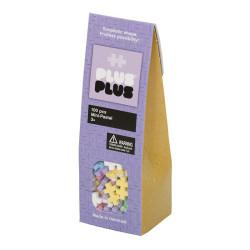 Plus-Plus Mini Pastel 100 piezas colores Pastel - juguete de construcción