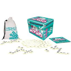 Mixmo - juego de crear crucigramas para 2-6 jugadores
