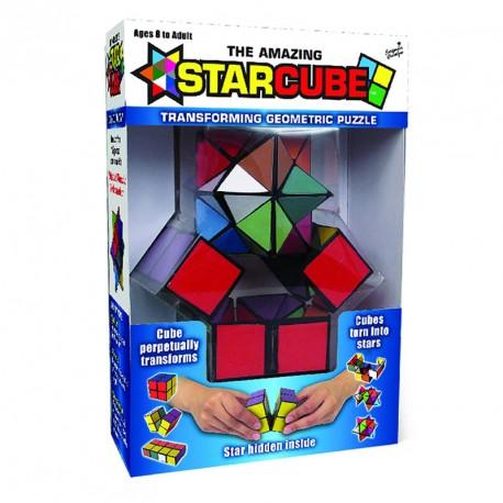 The amazing StarCube - Asombroso juego de lógica para un jugador