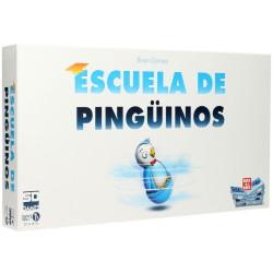 Escuela de Pinguinos - emocionante juego infantil de habilidad