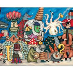 Puzzle gallery Fantasy Orchestra- 500 pzas.