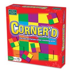 Corner'd - frenético juego de percepción visual para 1-6 jugadores