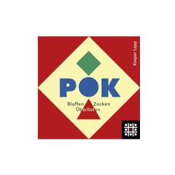 Pok - juego de poker con dados para 3-7 jugadores