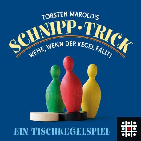 Schnipp Trick - juego de habilidad para 2-5 jugadores