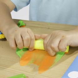 Giotto be-bé - Cubo cofre con pasta para jugar