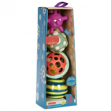 Ball-a-baloos - Set de bolas sensoriales