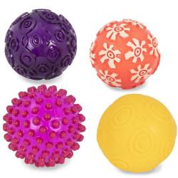 Oddballs - Set de 4 bolas sensoriales