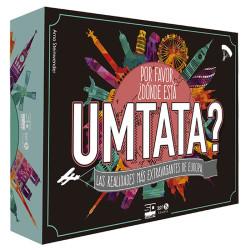 Por Favor, ¿Dónde está Umtata? - peculiar juego de mesa para 2-5 jugadores