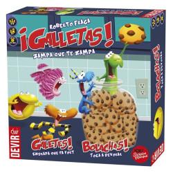 ¡Galletas! - juego de observación para 2-5 jugadores