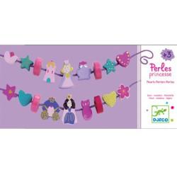 Perlas para ensartar - Princesas Filaprincess