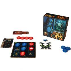 Pocket Ops - juego de estrategia para 2 jugadores