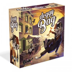 Doggy Bag - arriesgado juego de mesa para 2-6 jugadores