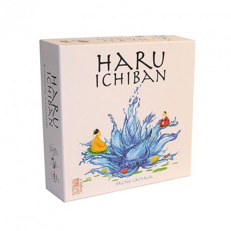 Haru Ichiban - Juego de crear patrones para 2 jugadores