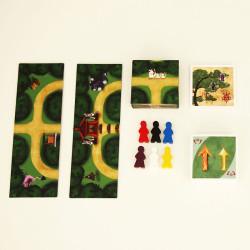Sugi - fantasmagórico juego de predicción para 2-5 jugadores