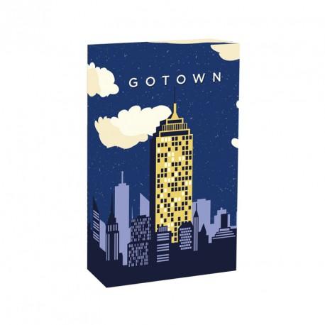 GoTown - juego de estrategia con cartas para 2-4 jugadores