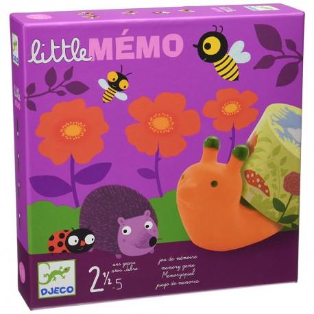 Little Memo - juego de memoria para 2-4 jugadores