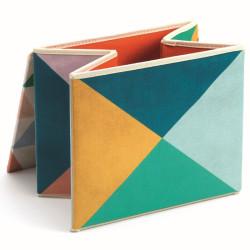 Taburete Caja de Almacenaje