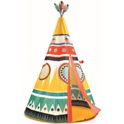 Cabaña Tippi multicolor para jugar