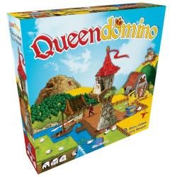 Queendomino - juego de estrategia de 2 a 4 jugadores