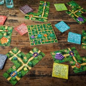 KARUBA - Juego de cartas para 2-6 jugadores