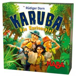 KARUBA - Juego de estrategia con cartas para 2-6 jugadores