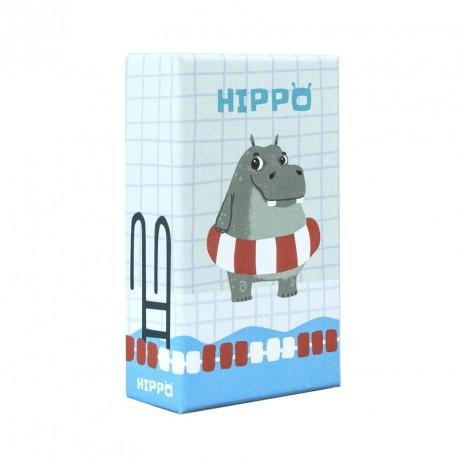 Hippo - Juego de dados de estrategia para 2-4 jugadores