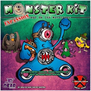 Monster Kit - la ampliación