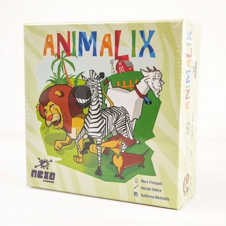Animalix - veloz juego de reflejos para 2-8 jugadores