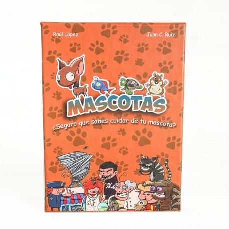 Mascotes - cuidador joc de cartes familiar