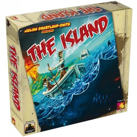 The Island - estrategico juego de mesa para 2-4 jugadores