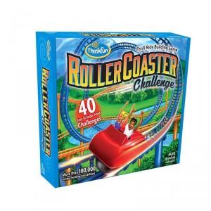 Roller Coaster Challenge: La Montaña Rusa - Juego de lógica y construcción