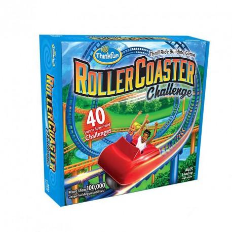 Roller Coaster Challenge: La Montaña Rusa - Juego de lógica y cosntrucción
