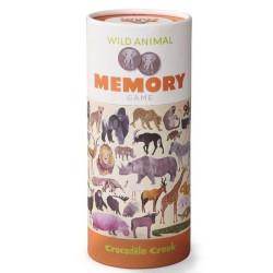 Juego de memoria Thirty Six - Animales salvajes