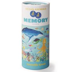 Juego de memoria Thirty Six - Animales marinos