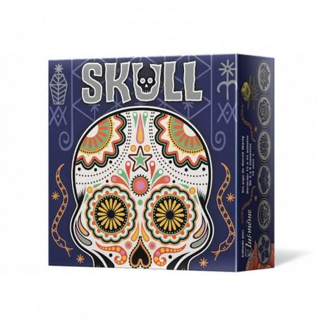 SKULL- Juego de faroleo para 3-6 jugadores